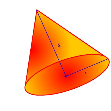 Cone Geometry Cone geometry at elementary