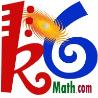 K6 Math Logo