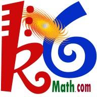 K6 Math Logo