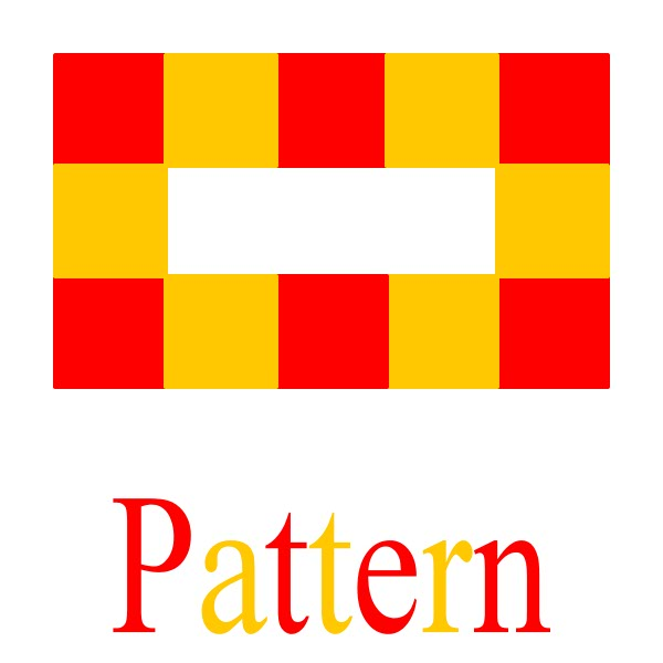pattern, basic geometry