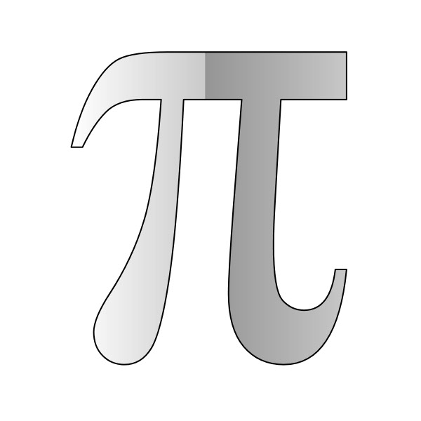 pi, definition of pi