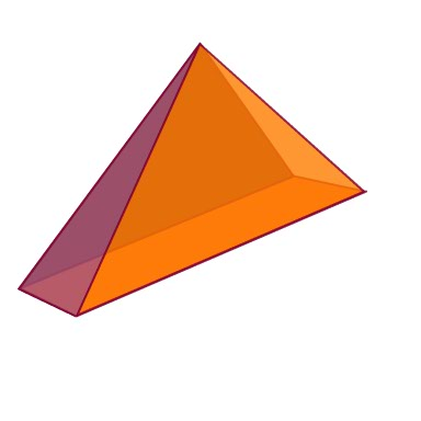 rectangular pyramid