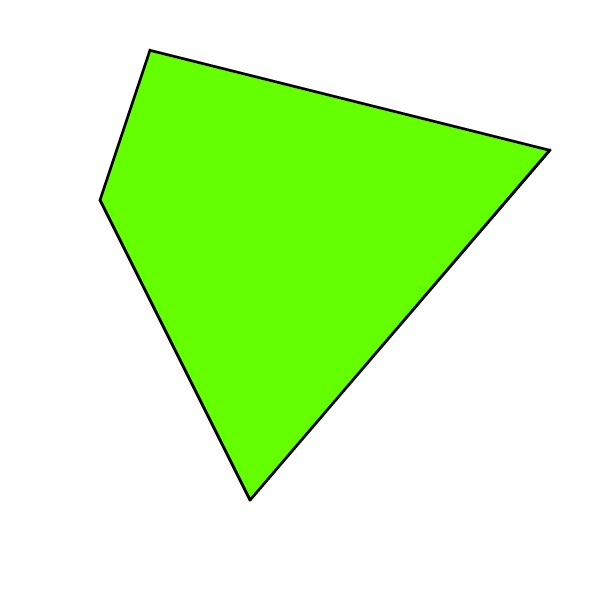 convex quadrilateral