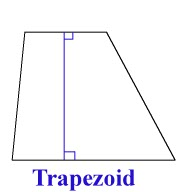 trapezoid