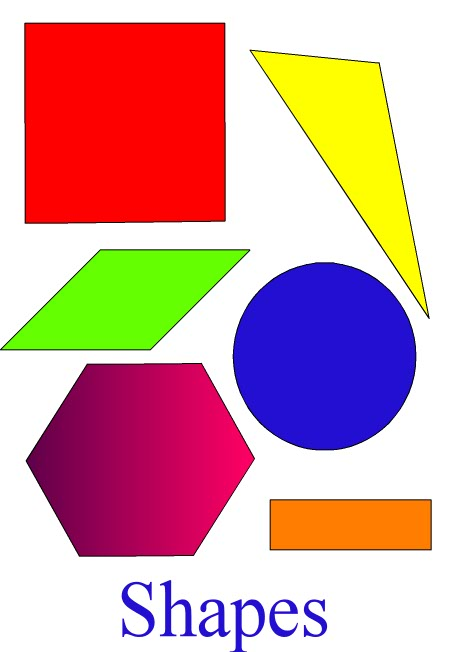 the shape worksheets you need for k 6 geometry i organized these shape ...