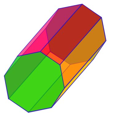Octagonal Prism - Everything you need for the Elementary Math Student