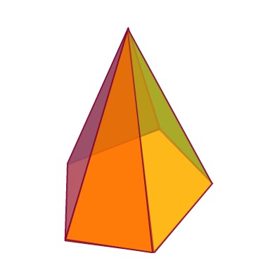 Pentagonal Pyramid - All the facts you need!