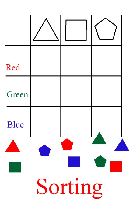 Free Kindergarten Math Worksheets - Geometry